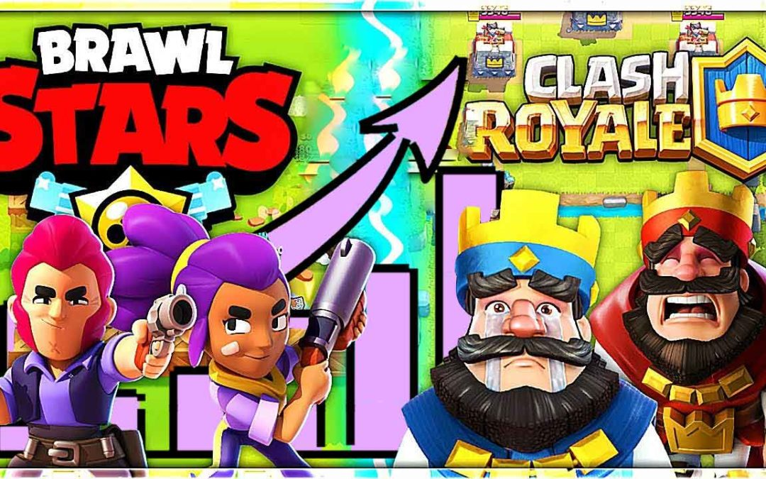 Clash Royale Dethroned as the King of Mobile Games on YouTube