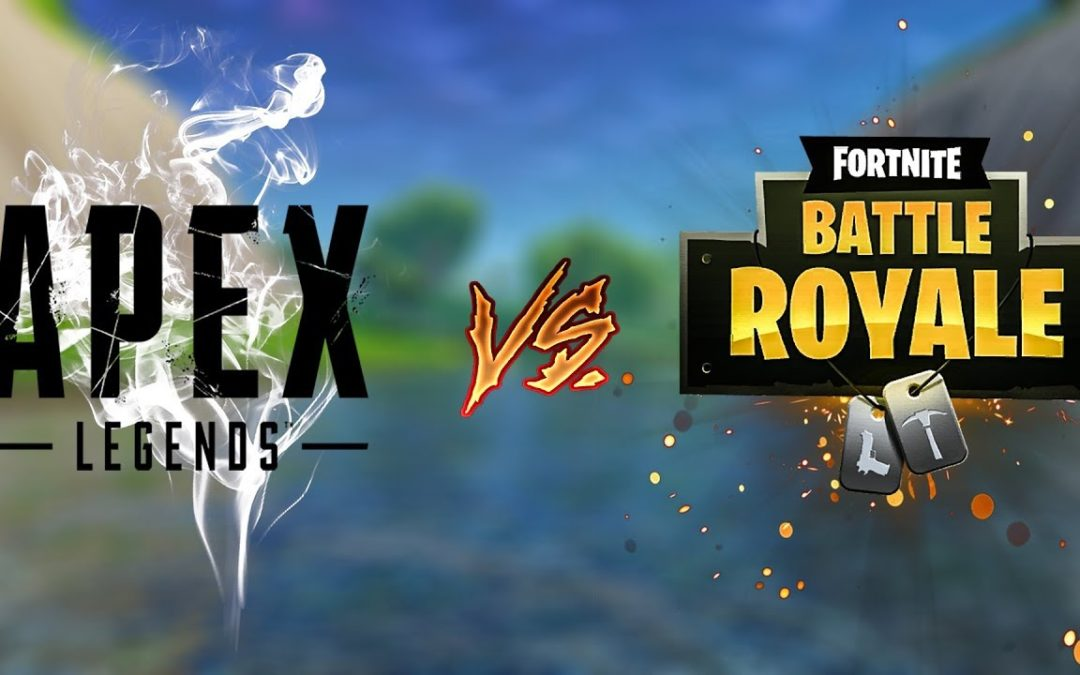 Fortnite vs Apex: A F2P Battle Royale